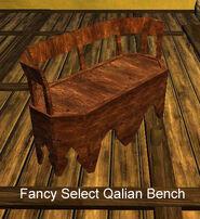 Fancy Select Qalian Bench