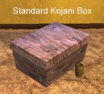 Standard Kojani Box