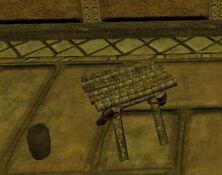 Small standard qalian stool