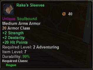 RakesSleeves