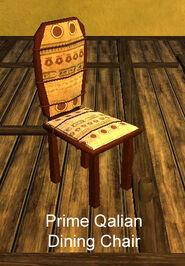 Prime Qalian Dining Chair