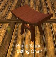 Prime Kojani Sitting Chair