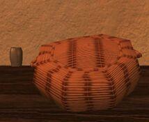 Sealed silkbloom qalian basket