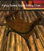 Fancy Select Kojani Sitting Chair