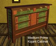 Medium Prime Kojani Cabinet