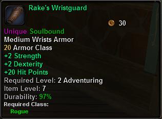 RakesWristguard