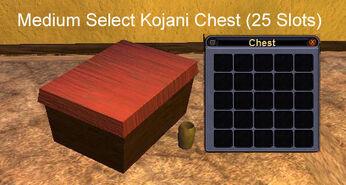 Medium Select Kojani Chest