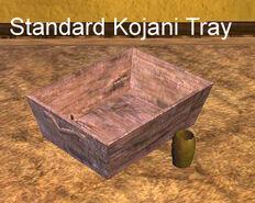 Standard Kojani Tray