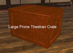 Large Prime Thestran Crate