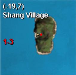 Shang Village Location