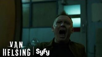 VAN HELSING Inside Season 1 Episode 4 Syfy