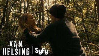 VAN HELSING Inside Season 1 Episode 11 Syfy