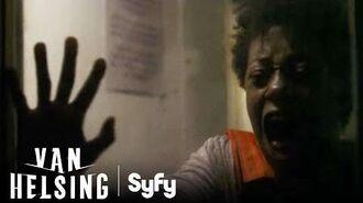 VAN HELSING Inside Season 1 Episode 9 Syfy