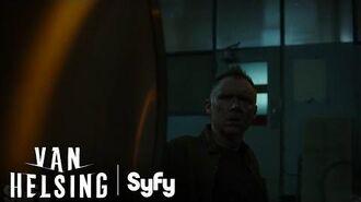 VAN HELSING Season 1, Episode 4 'Good Night, Cynthia' Syfy