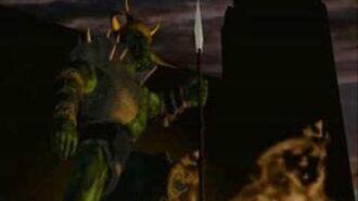Warcraft 2 All Orc Cinematics