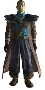 Gauzz's Modified Assassin Robe