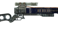 Annihilator rifle