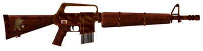 NCR Service Rifle
