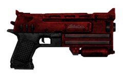 10mm 'Nuka' Pistol