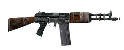 Poor man's assault rifle