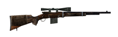 Wasteland scout carbine