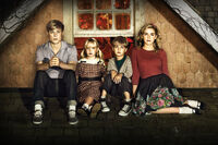 The dollangangers in the attic