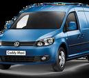 Volkswagen Caddy 2K