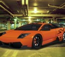 2007-2008 Lamborghini Murciélago LP640
