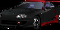 Toyota Supra (non-WBK best setup)