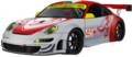 Porsche 911 GT3 RSR Flying Lizard 45