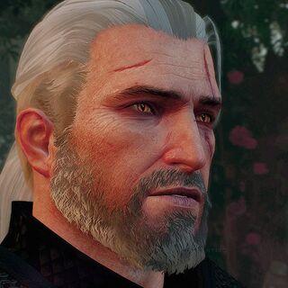 Геральт в игре «Ведьмак 3: Дикая Охота»