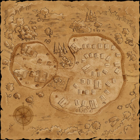 Карта Каррераса