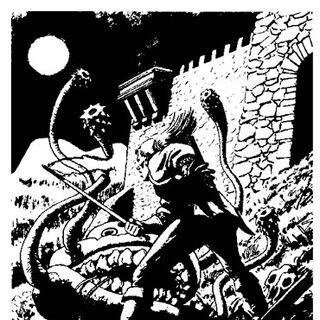 Иллюстрация из книги (автор Bogusław Polch)