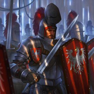 Элитная пехота Редании