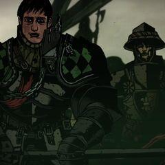 Ариан в окружении своих солдат