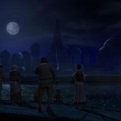 Иллюзия Подводного города