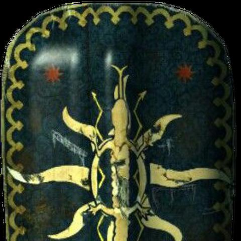 Офицерский щит Нильфгаарда