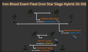 Iron Star Siege Hybrid 20-50