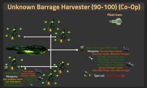 Unknown Barrage Harvester (Co-op) (90-100)