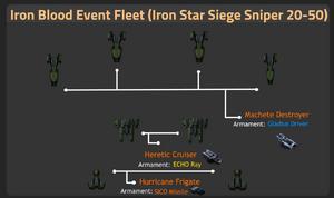 Iron Star Siege Sniper 20-50