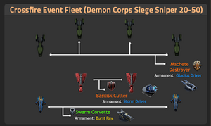 Demon Corps Siege Sniper 20-50