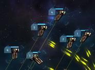 Heretic fleet