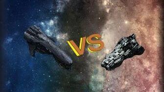 Destiny Corvettes VS Exodus Cruisers - VegaConflict