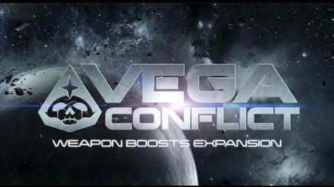 VEGA Conflict Weapon Boosts Expansion