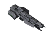 VEGA Conflict Xeno Punisher Cruiser Mk 01 02