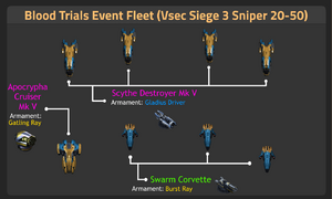 Vsec Siege 3 Sniper 20-50