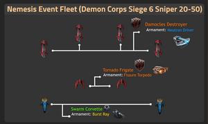 Demon Corps Siege 6 Sniper 20-50