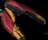 VEGA Conflict Tornado Frigate Mk V