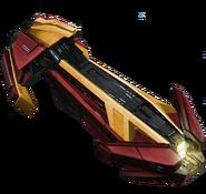VEGA Conflict Damocles Destroyer Mk V