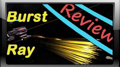 Vega Conflict - Burst Ray Review